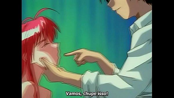 Natura hentai with Portuguese subtitles