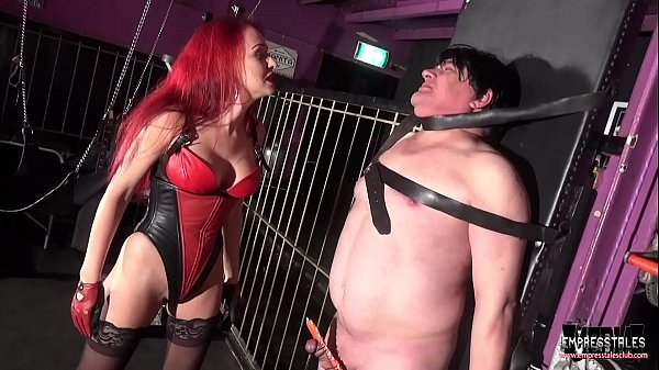 Strict Domination with Lady Fabiola Fatale - Part 2