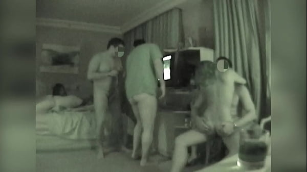 Swingers are filmed secretly during night of group sex and drinking