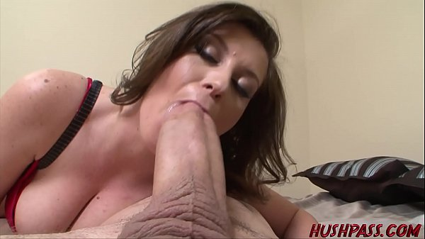Sexy Sara Stone Takes a Crack at the Huge Cock of Whitezilla Thumb