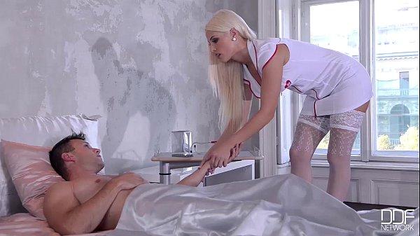 The Perfect Prescription Nurse and Maid Fuck fo...