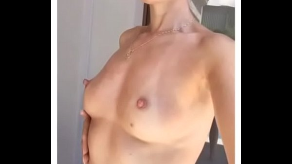 A Self Video (Hard Nipple)