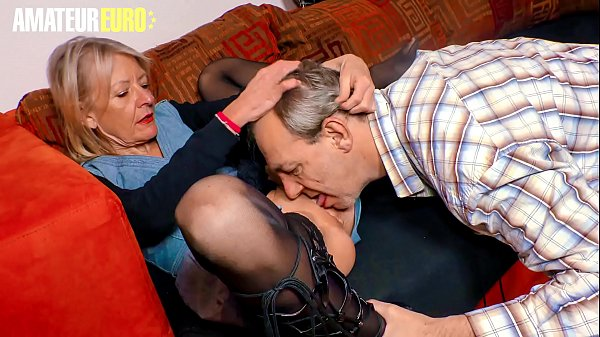 AMATEUR EURO - German Granny Margit S. Wants To Feel Women Again