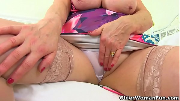 An older woman means fun part 348