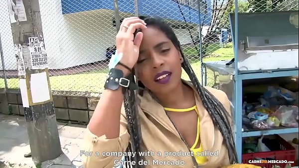 MAMACITAZ - #Ana Ebano - Ebony Babe Picked Up F...