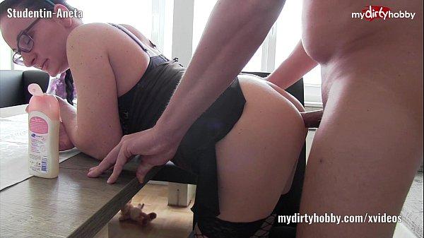 My Dirty Hobby - Studentin-Aneta Anal Creampie