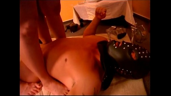 Horny slave loves to be trampled Thumb