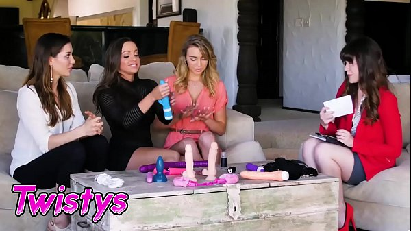 When Girls Play - (Abigail Mac, Cali Sparks) - ...