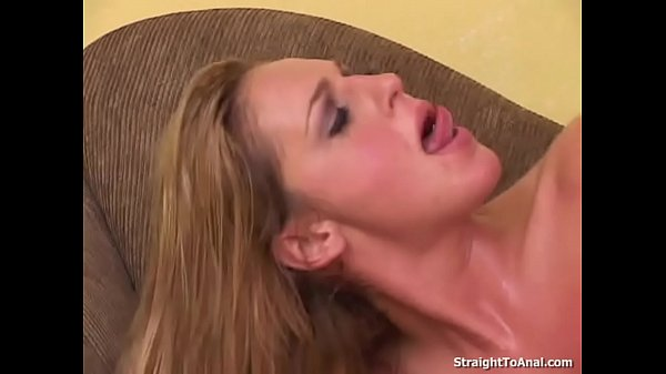 Lauren Phoenix deepthroaths cock and gets her wet pussy and anal pounded Thumb