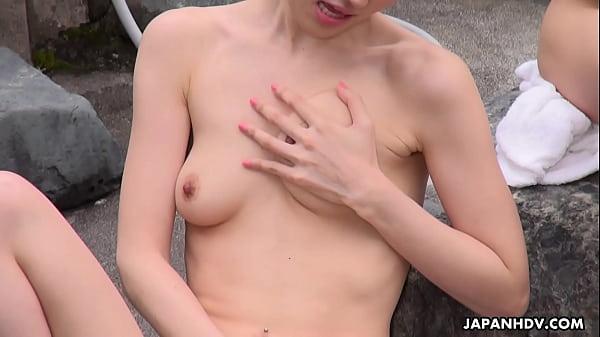 Japanese babes, Mizuki Hikaru, amd girlfriend u...