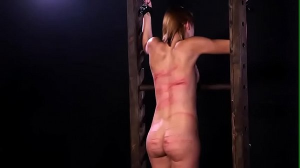Beautiful Girl Caned whipped