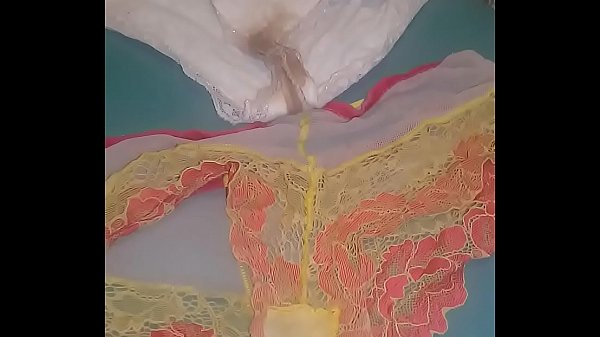 Dirty panties of my niece