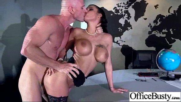 (peta jensen) Busty Girl Enjoy Hard Stryle Sex In Office video-27