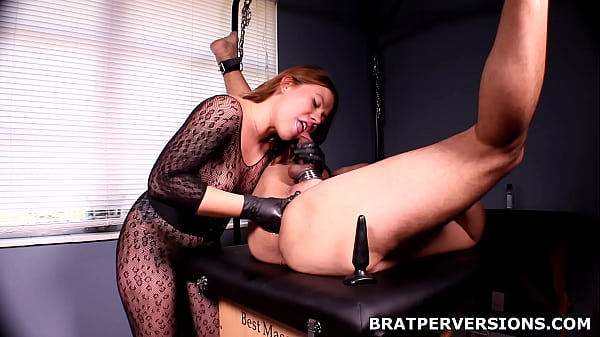 My Prostate Play Obsession - Miss Brat Perversions