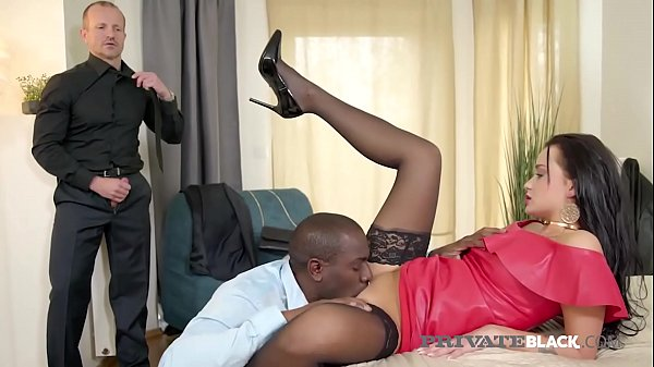 PrivateBlack - Hot Daphne Klyde Butt Fucked By BBC & Husband Thumb
