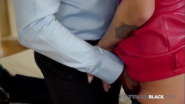 PrivateBlack - Hot Daphne Klyde Butt Fucked By BBC & Husband
