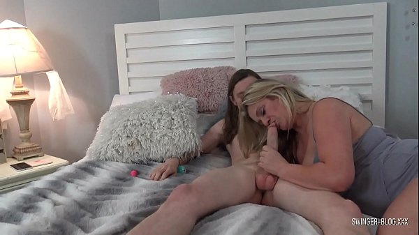Real life swinger MILF taking hard cock for a ride