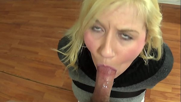 Girl Bound Up And Sucks Cock BDSM