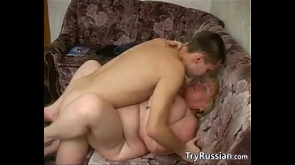 Milf Dominates Young Guy