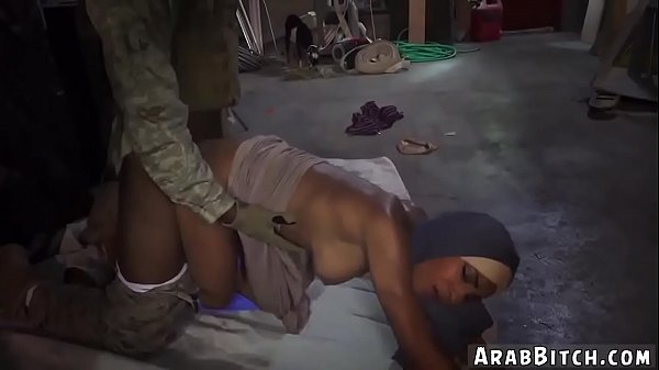 Hot arab woman first time The Booty Drop point,...