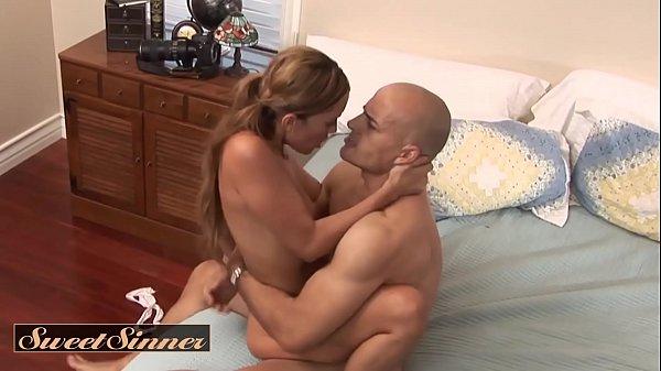 Dirty old man fucks small tit stepdaughter Melanie Rios - Sweet Sinner
