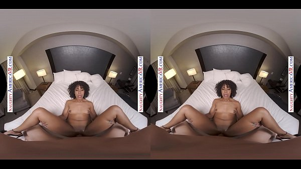 MISTY STONE FUCKS YOU WITH HER BLACK PUSSY