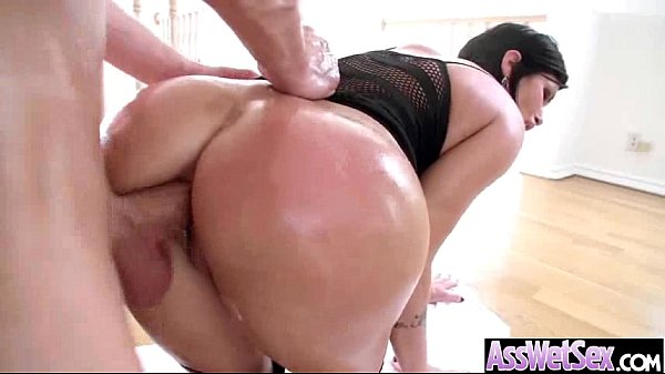 Hard Anal Sex On Cam With (shay fox) Big Butt G...