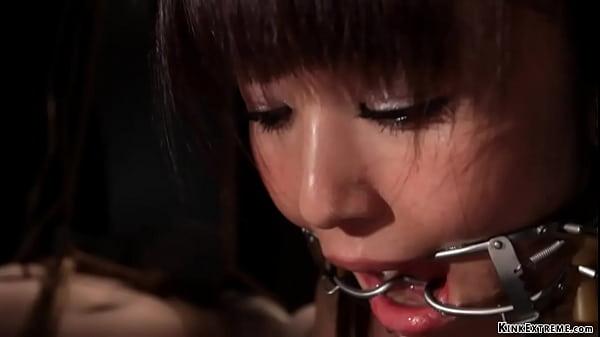 Lesbian patient fuck Asian nurse hogtie