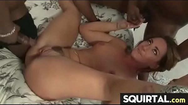 Squirting Goth Girl Needs More Cum 25