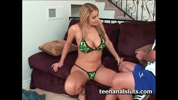 Bikini Babe Trina Michaels Anal