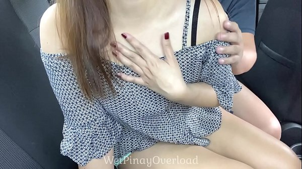 Sexy Pinay Fucked Inside The Car