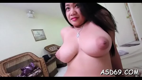 Fondling and fucking oriental fur pie