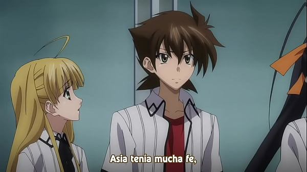 High S. DxD T2- 11