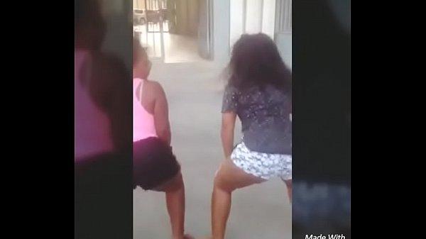 Gostosas de Angola, Dançando o Corno