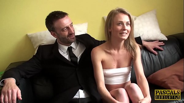 PASCALSSUBSLUTS - British beauty Carmel Anderson fucked hard