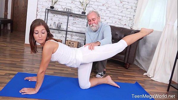 Old-n-Young.com - Mina - Old dick seduction Thumb