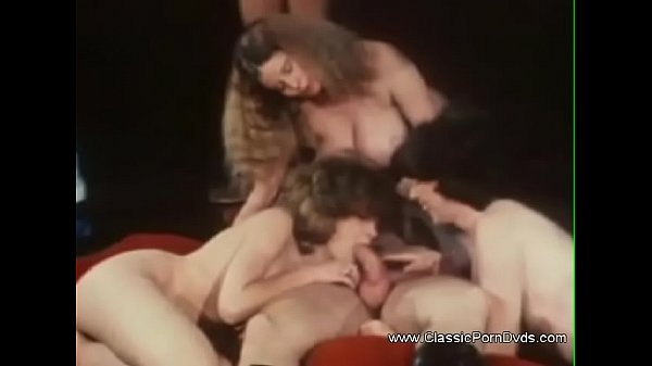 Vintage Sex Party At The Disco