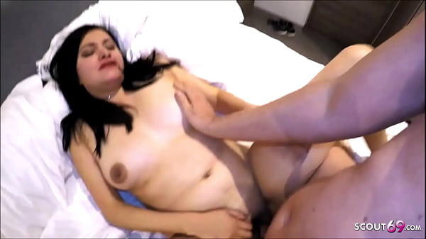 Latina Street Whore Creampie Fuck with Client f...