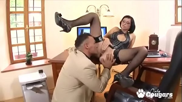 The Office Slut Renata Black Has Anal