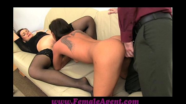 FemaleAgent Sexy cute and game for anything