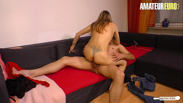 HAUSFRAU FICKEN - German Wife Got Her Pussy Pounded Hard By Husband