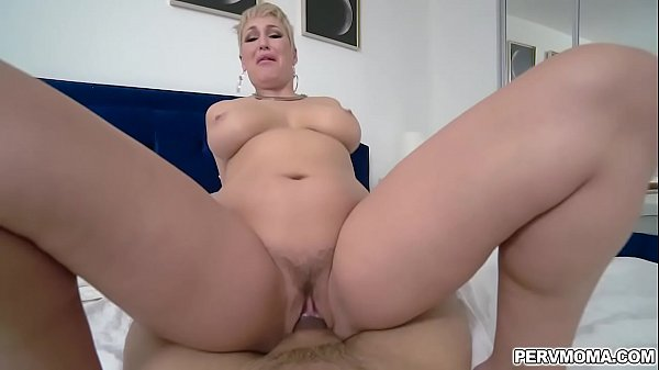 Hot and busty blonde MILF Ryan Keeley loves fucking and always hungry for a giant meaty dick. Thumb