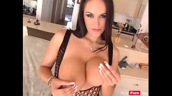 Sexy Pornstar Carmella Bing giving a nice blowj...