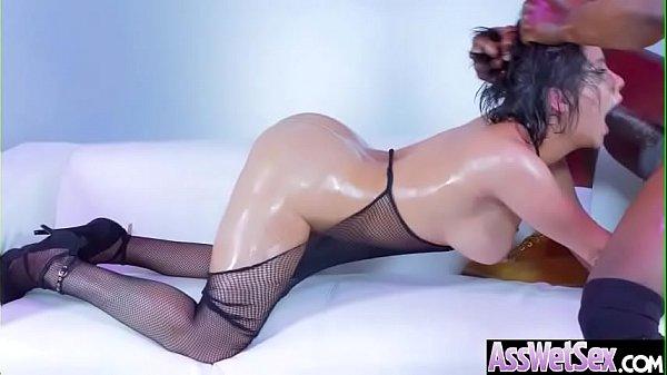 Deep Hard Anal Sex With Big Round Butt Girl (Aleksa Nicole) video-04 Thumb