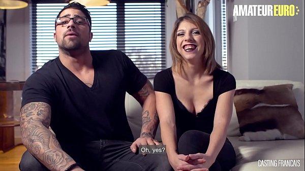 AMATEUR EURO - Big Ass Amateur Babe Has The Best Sex Ever On Cam With Alex Duca