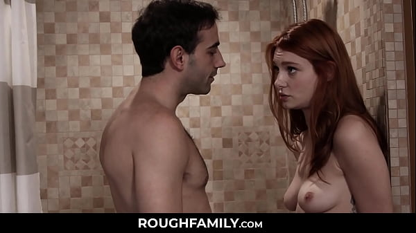 What are you doing in the Shower Brother? - RoughFamily.com