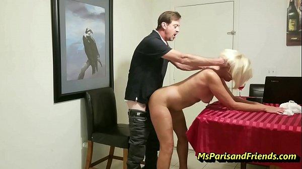 Latina Wife Fucking Boss