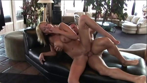 She gets to taste his warm load after fucking her hardcore