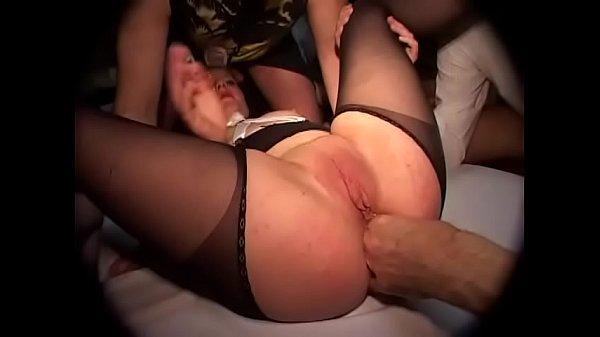 Piss in mouth Gangbang - BDSM bizarre porn Thumb