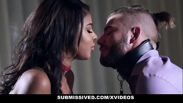 Submissived - Ebony Teen Zoey Reyes Loves Dominating Her Man